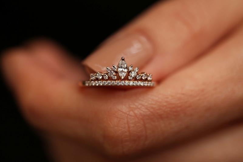 - Crown